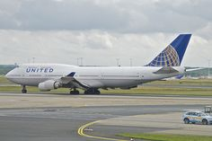 united airlines boeing 747-400 | United Airlines Boeing 747-400; N197UA@FRA;01.07.2012/659bh | Flickr ...
