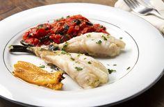 Rana pescatrice in padella--ITALIA-FOOD:la cucina della Rana Pescatrice detta…