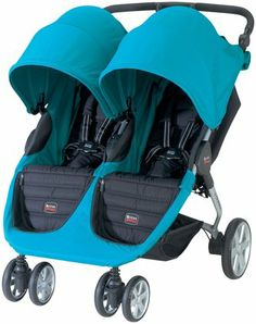 Britax B-Agile Twin :: A stroller dilemma: To double or not to double…