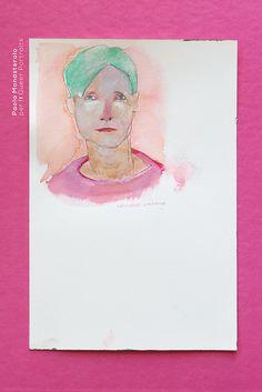 Queer Portraits, di Paola Monasterolo  1: Christopher Isherwood