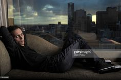 Ville Valo of Him poses for a portrait session on 27th March 2008 in Melbourne…