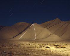 Projections photographiques nocturnes