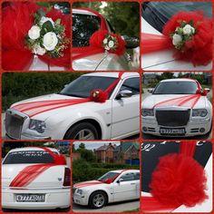 Wedding decoration car/ Свадебное украшение кортежа/автомобилей