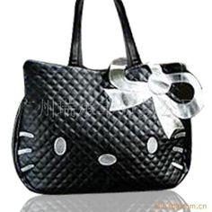 Hello Kitty Handbag: http://www.amazon.com/Hello-Kitty-Handbag/dp/B003K46GP6/?tag=monmak04-20