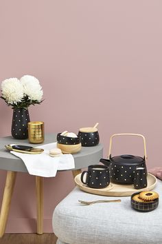 Black is the New Black. Discover our delicious new homewares today.