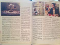 Artículos de 2 páginas en la revista abcmallorca (abril 14).