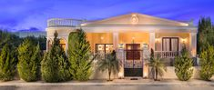 Pandis Palace Luxury seafront holiday Villa in Crete Crete Chania, Palace, Greece, Bbq, Mansions, House Styles, Luxury, Gallery, Barbecue