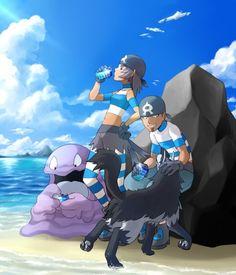 gourgeist: Team Aqua