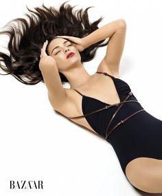 Kendall Jenner for Harper's Bazaar