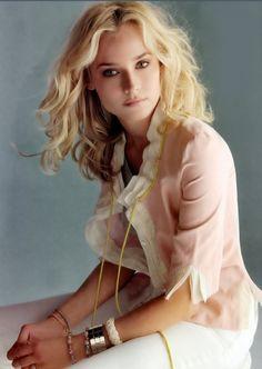 The cutest. Diane Kruger.
