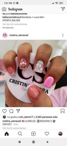 Nail Designs, Aesthetics, Make Up, Nail Art, Beauty, Perfect Nails, Gel Nail, Frases, Decorations