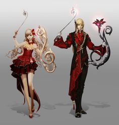 Tags: Aion: The Tower of Eternity, Nc Soft, Official Art, Elyos