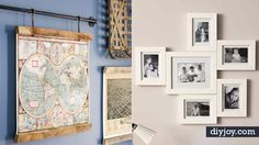 Ever wondered how people get awesome looking gallery walls and magazine shoot caliber art arrangements, but you simply can't get the knack of hanging anything on the wall to look right? There are some tricks of the trade you need to know, then, and many of the best secrets are no longer secret. Lear