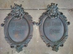 Image result for haunted mansion decorations