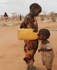 World Vision makes a difference in the lives of children just like these two...check them out.