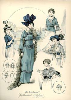 De Gracieuse, 1913