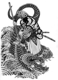Myiamoto Musashi by Eino Laitinen