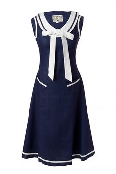 nautical+vintage+fashion | article nr 44 3422 more of collectif clothing clothing dresses