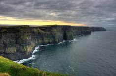 Cliffs of Moher Ireland [20481362] [OC] #reddit