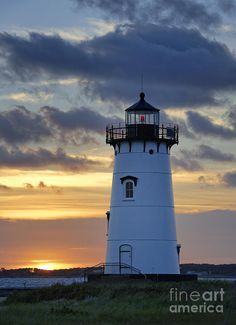 ✯ Edgartown Lighthouse, Martha's Vineyard, Massachusetts