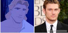 On a trouvé les acteurs parfaits pour les Princes Disney.