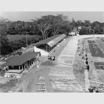 Stadion 'Surinaamse Voetbal Bond' (SVB), Letitia Vriesdelaan, Paramaribo (Suriname)