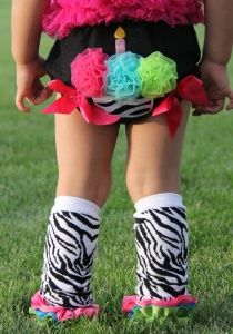 Wild Child Cupcake Bloomers $10.99 www.yeoldparty.com