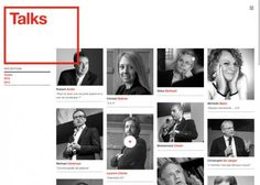 TEDxMontpellier | CSS Website