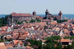 Kaiserburg Castle Tour Info - Nuremburg