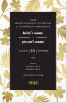 border floral Invitations & Announcements