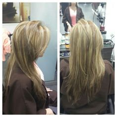 Great cut and color!