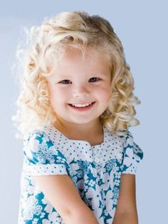 Toddler Girl Hairstyles | Best Medium Hairstyle