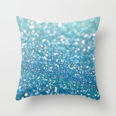 Lagoon Throw Pillow by Lisa Argyropoulos - $20.00