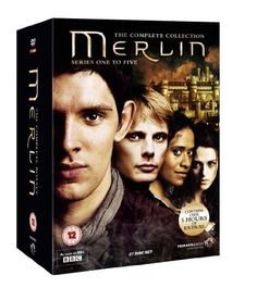 Merlin - The Complete Collection - Series One to Five [DVD] DVD ~ Colin Morgan, http://www.amazon.co.uk/dp/B00F8HH9ZE/ref=cm_sw_r_pi_dp_YNOHsb0PDNRDJ