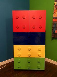 Commode Lego/Lego Dresser