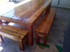 Rustic Dining Room Table. Seats 10. Recycled And Reclaimed Wood With  Natural Legs.