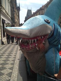 I met in #Prague #Prag nice People and a #Crazy #Fish #vitrip #vihotels #zravelontoast
