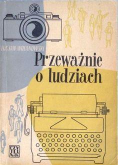 Vintage Book Design in Poland