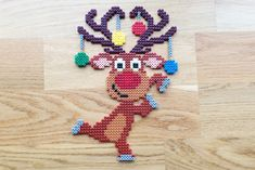 Hama Perlenprojekte Juleperlerier - StyleDesignCreate A Successful Weight Loss Diet Starts from the Perler Bead Templates, Diy Perler Beads, Perler Bead Art, Hama Beads Coasters, Hama Beads Design, Hama Beads Patterns, Beading Patterns, Christmas Perler Beads, Pearl Beads Pattern