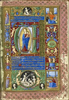 Book of Hours ('The Hours of Laudomia de' Medici')