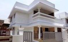 Tripunithura,House in 4 cent 1650 sqft. 3 BHK for sale. It is located in a gated compound, 4 house are available, it has car porch, sit out, visiting and dining, 3 bath attached bedroom with wardrobe, balcony, upper living, kitchen with cupboard, work area, well water and compound wall with gate. Tar road frontage, lorry access plot, peaceful area, all facilities are nearby. 2 km from Tripunithura, 5 km from Vyttila Mobility Hub, 12 km distance from Kakkanad. realestateworld.in