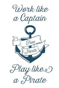 Image of Bundled - Captain/Pirate Print