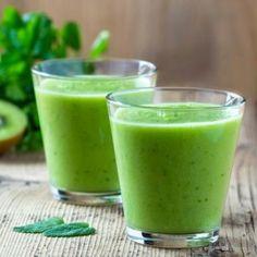 Vitaminbombe Grüne Smoothies-Rezepte: einfach gesund!