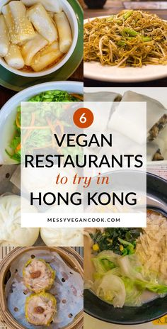 vegan restaurants in hong kong