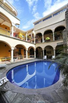 Hotel Casantica Oaxaca With Pool