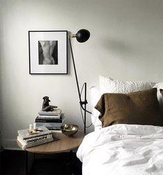 modern bedroom #style #home #design #minimal