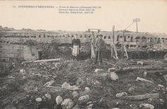 WWI Zonnebeke,Frezenberg,(Guerre 1914-1918)poste De Secours Allemand 1917-18,German Succour-Post,Duitsche ( Ieper Ypres)n°10