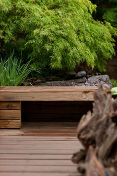 Contemporary Japanese Gardens Design Ideas, Pictures, Remodel, and Decor