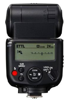 Add light to scenes while shooting with your Canon Type-A EOS camera using this Canon Speedlite III-RT external flash, which features wireless shooting support for radio and optical transmission. Flash Photography, Camera Photography, Photography Blogs, Things That Bounce, Cool Things To Buy, Software, Best Shopping Sites, Camera Obscura, Camera Reviews