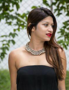 Happiness Boutique - Statement Jewelry | I Want It All - Indian Fashion, Beauty and Lifestyle Blog Fashion Beauty, Womens Fashion, Statement Jewelry, Indian Fashion, Lifestyle Blog, Happiness, Boutique, Rock, Stylish